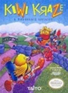 Kiwi Kraze - NES Game