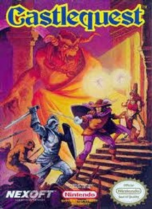 Castlequest - NES Game