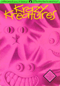 Krazy Kreatures - NES Game