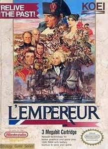 L'Empereur - NES Game