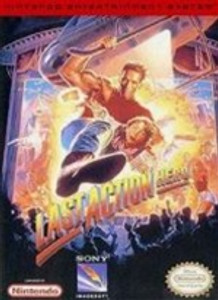 Last Action Hero - NES Game