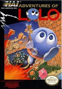 Adventures of Lolo - NES Game