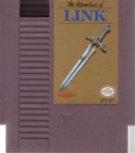 Adventure of Link - NES Game