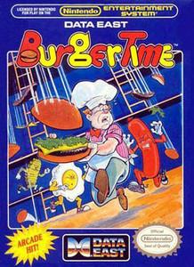 Burgertime - NES Game