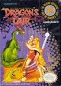 Dragon's Lair - NES Game