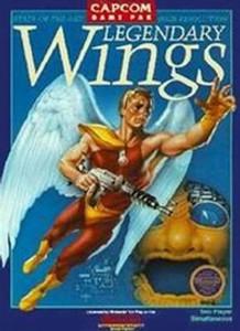 Legendary Wings - NES Game