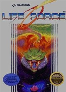 Life Force - NES Game