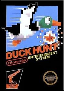 Duck Hunt - NES GameDuck Hunt - NES Game