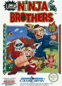 Little Ninja Brothers - NES Game