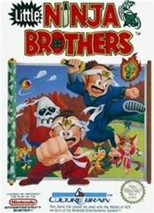 Little Ninja Brothers - NES Game