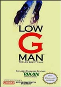 Low G Man - NES Game