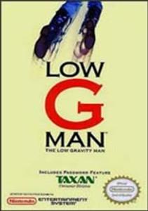 Low G Man - NES Game