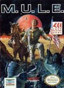 M.U.L.E. - NES Game