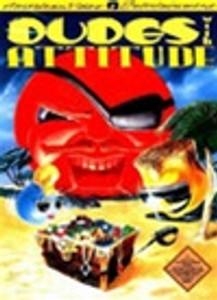 Dudes With Attitudes - NES Game