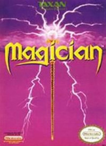 Magician - NES Game