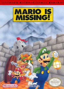 Mario is Missing - NES Game