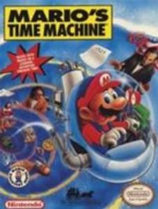 Mario's Time Machine - NES Game