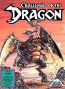 Challenge of the Dragon (Color Dreams) - NES Game