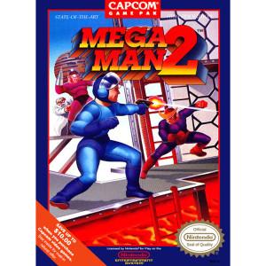 Mega Man 2 Video Game For Nintendo NES