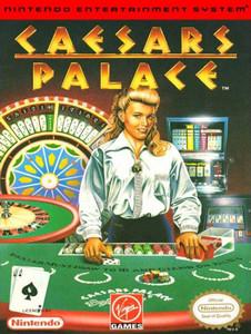 Caesars Palace - NES Game