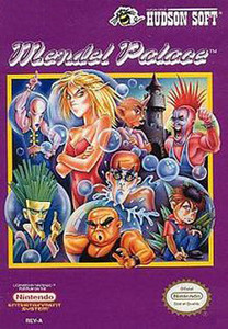 Mendel Palace - NES Game
