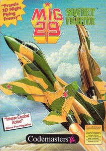 Mig 29 Soviet Fighter - NES Game