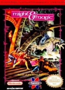 Might & Magic - NES Game