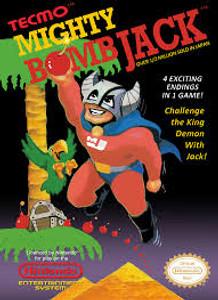 Mighty Bomb Jack - NES Game