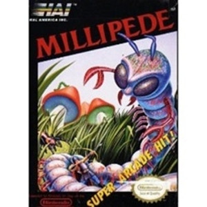 Millipede - NES Game