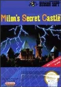 Milon's Secret Castle - NES Game
