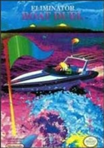 Eliminator Boat Duel - NES Game