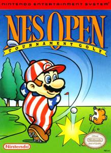 NES Open Tournament (Mario Golf) - NES Game
