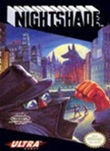 Nightshade - NES Game