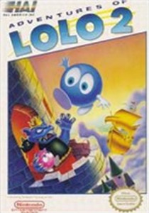 Adventures of Lolo 2 - NES Game