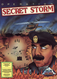 Operation Secret Storm - NES Game