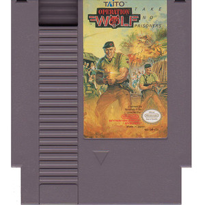 Operation Wolf - NES Game
