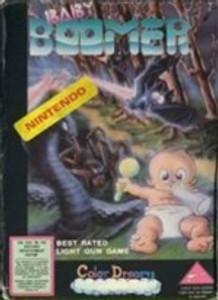 Baby Boomer - Black - NES Game