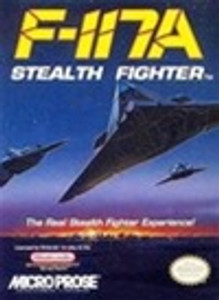F-117A Stealth Fighter - NES Game