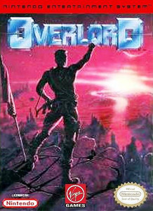 Overlord - NES Game