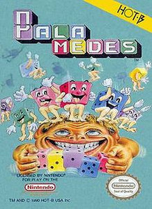 Palamedes - NES Game