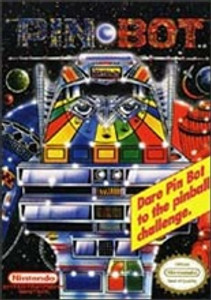 Pin Bot(PinBot) - NES Game