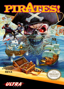 Pirates! - NES Game