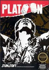 Platoon - NES Game