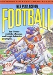 Play Action Football - NES Game