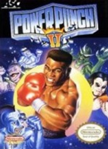 Power Punch (2) II - NES Game