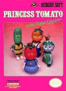 Princess Tomato Salad Kingdom - NES Game