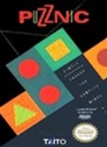 Puzznic - NES Game