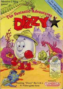Fantastic Adventures of Dizzy,The - NES Game