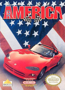 Race America - NES Game