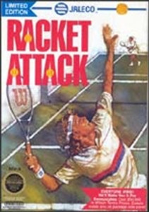 Racket Attack - NES Game